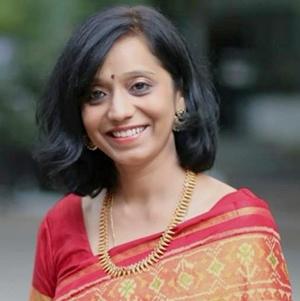 Geeta Jayanth